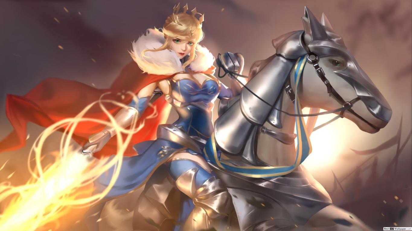 Artoria Pendragon HD Wallpaper