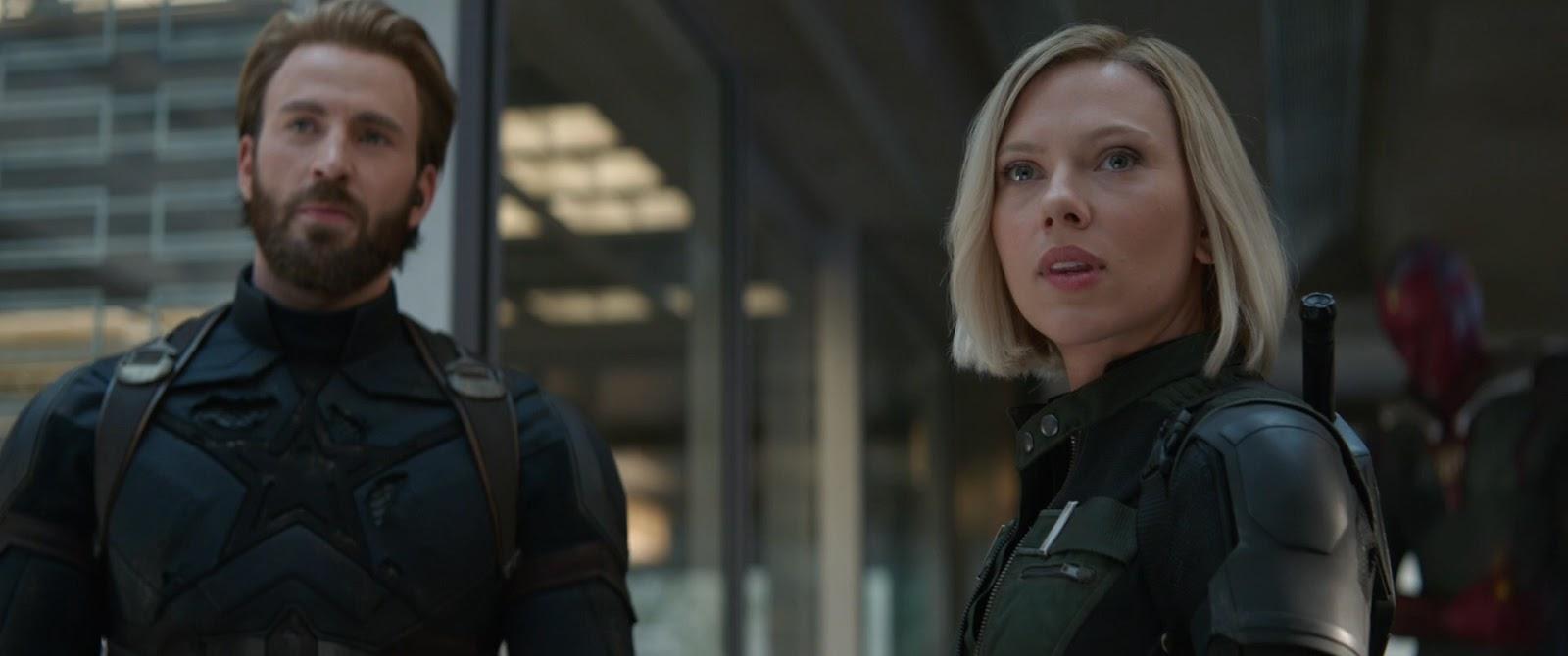 Avengers: Infinity War (2018) 2