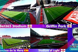 New Mini Stadium Pack For - PES 2020