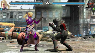 Download TEKKEN MOD APK (Unlock Achievement) Full Online Gilaandroid.com