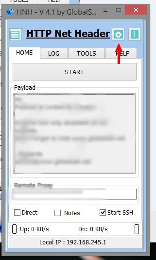 نت مجاني وي we - ببرنامج HTTP Net Header بكونفجات متجددة