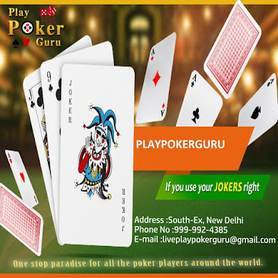 Play the Poker Games in Delhi | Poker Players in Delhi