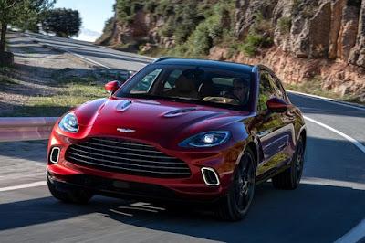 Carshighlight.com - 2021 Aston Martin DBX Review