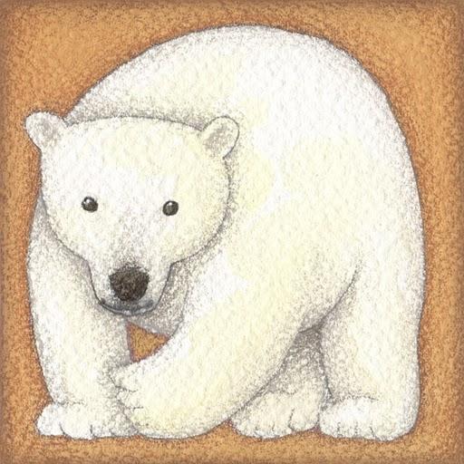 Imagen oso polar para imprimir   Imagenes y dibujos para imprimir