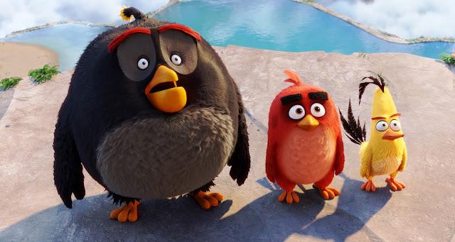Assista ao terceiro trailer da animação Angry Birds: O Filme