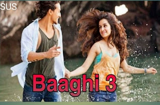 Baaghi 3 Full Movie Download 720p | 480p Leaked by Tamilrockers