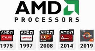 Harga Processor AMD Ryzen