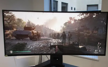 Alienware AW3418DW review: The fastest ultrawide yet