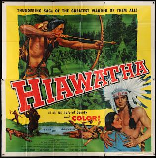 Hiawatha film poster picture