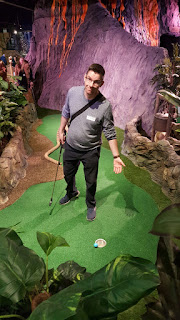 Mr Mulligan's Lost World Adventure Golf in Cheltenham