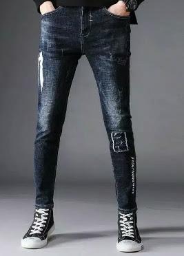 Jenis celana pria kekinian_celana skinny fit