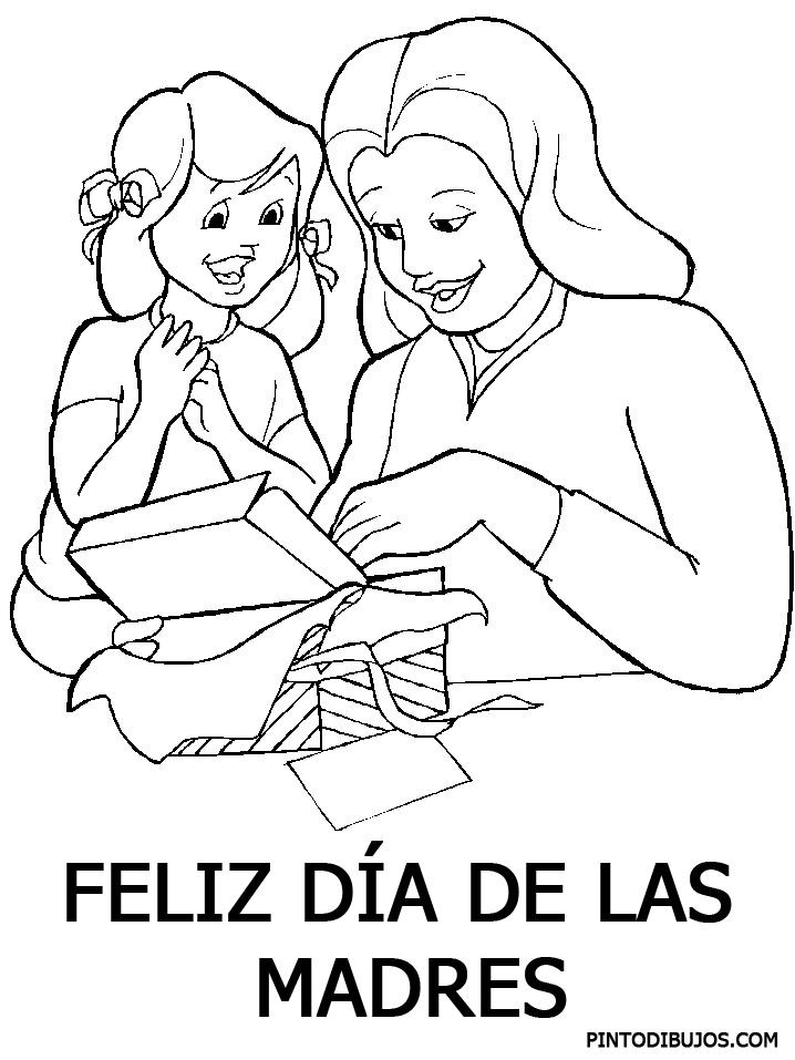 Diplomas Para Colorear Del Da De Las Madres 10 De Mayo