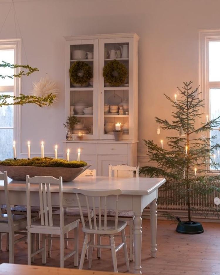 11 Swedish Christmas Decorating Essentials (From Mari's Festive Home)