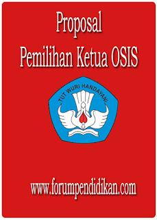 Contoh Proposal Pemilihan Ketua OSIS