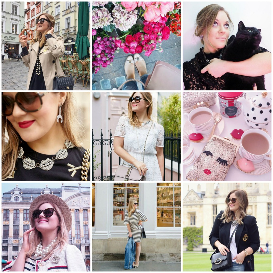 Instagram accounts you should follow: @agirlastyle