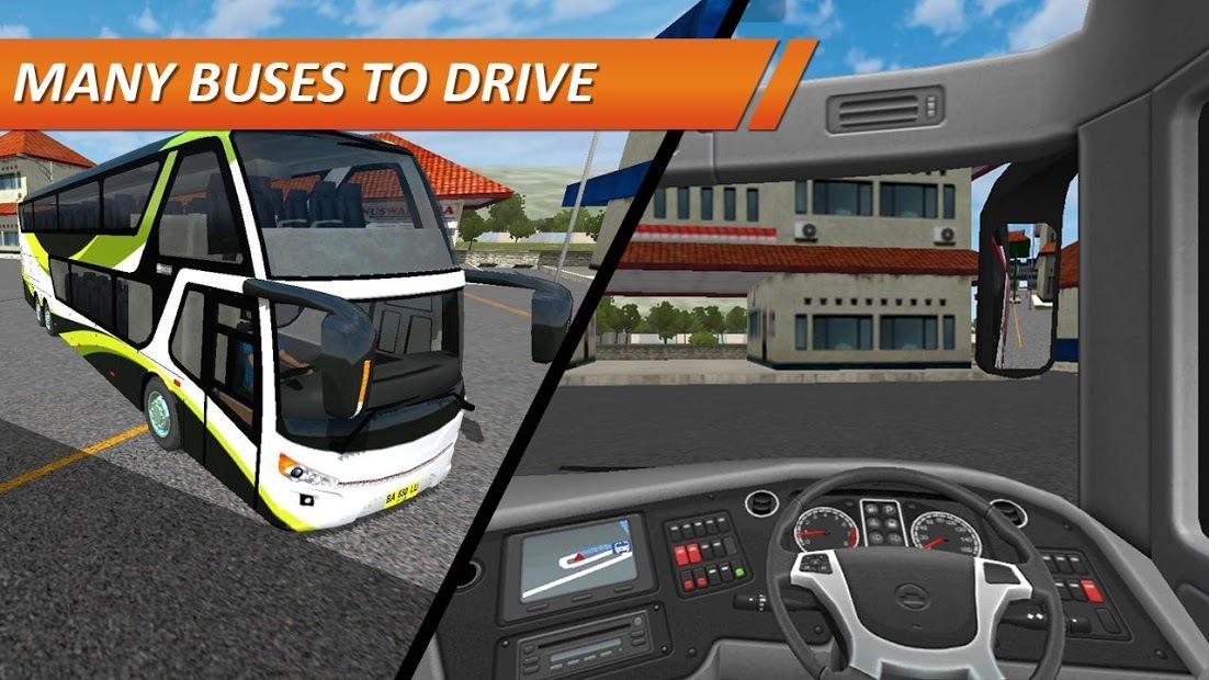 Bus Simulator Indonesia Hileli APK - Sınırsız Para Hileli APK