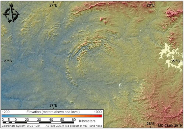 8,000-year-old petroglyphs found in earth's largest meteor crater