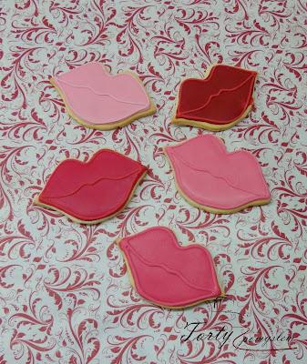 ciasteczka dla dziewczyny