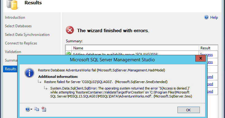 Microsoft SQL Server Blog – Sharing My Knowledge: Add Databases to