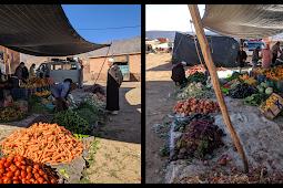 الاسواق المغربية لديها امدادات كافية لجميع الاحتياجات الرمضانية