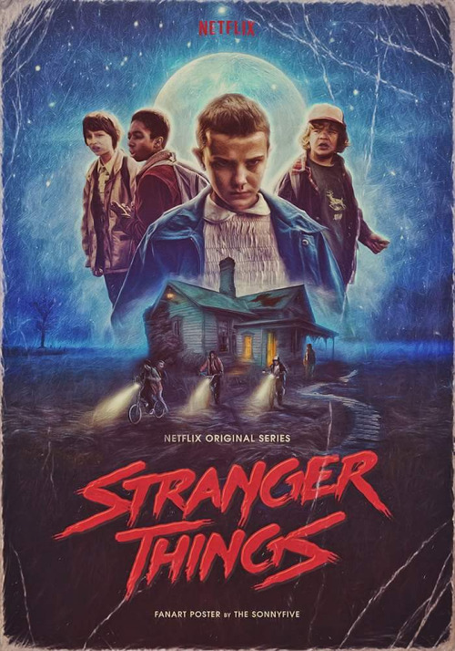polaroid original stranger things