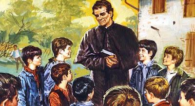 imagem de São João Bosco (Dom Bosco)