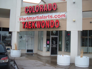 The front of the Littleton martial arts CTI
