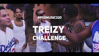 Letra Challenge Treizy