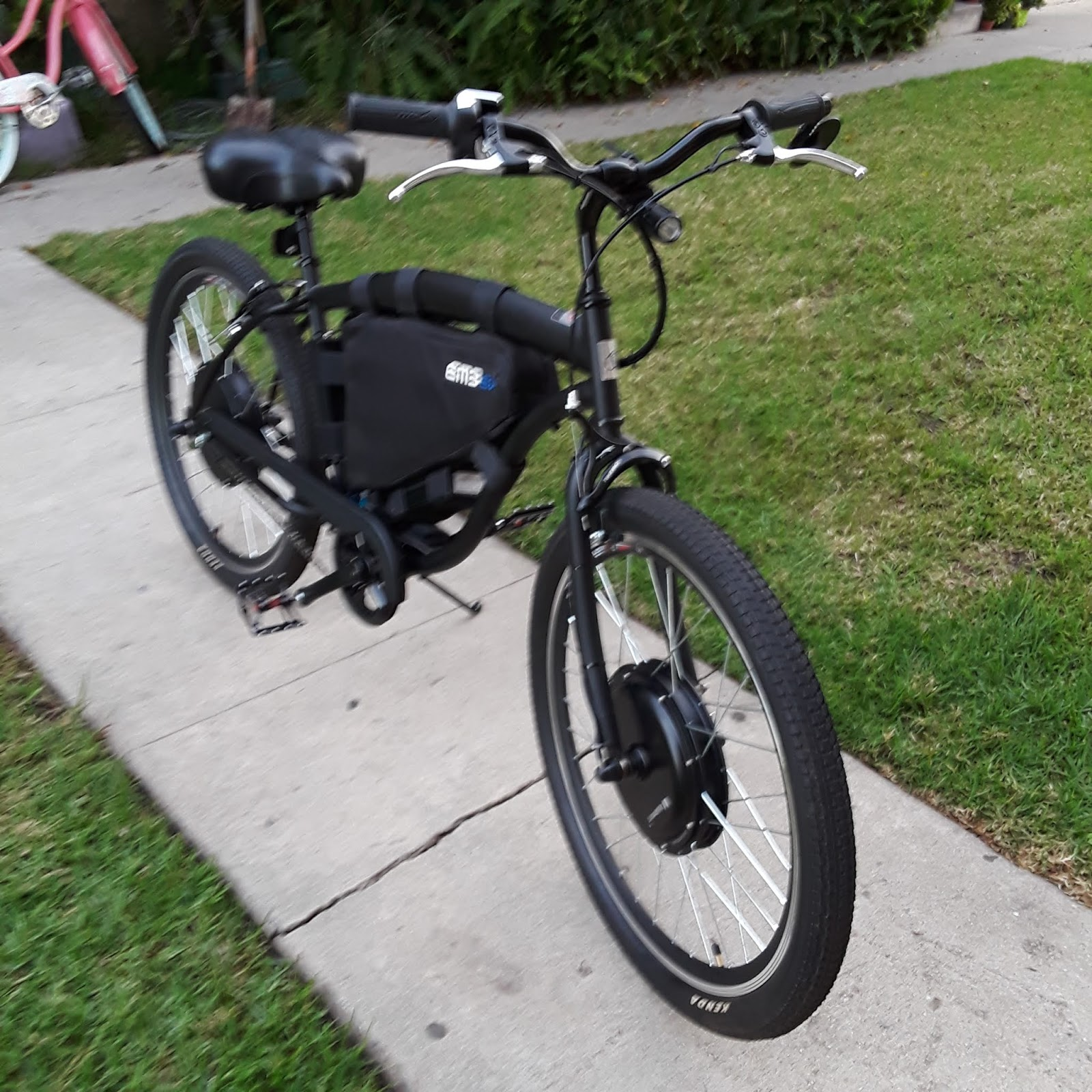 Duke's Moto Electric