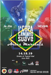 Copa Caminho Suave de Artes Marciais - Karate