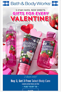 Bath & Body Works | Today's Email - February 6, 2020