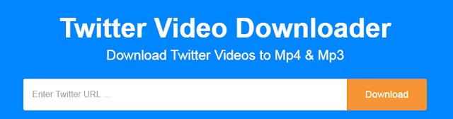 Tips to download Twitter video online/offline