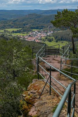 Wasgau-Felsenweg | Wandern Südliche Weinstraße | Naturpark Pfälzerwald 11