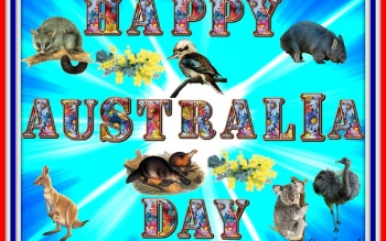 `{*Greetings#} 30+ Beautiful Australia day 2017 Greeting Cards Ecards Cliparts
