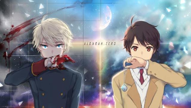 Aldnoah Zero - Daftar Anime NTR Terbaik ( Low – Extreme ) Dijamin Nyesek