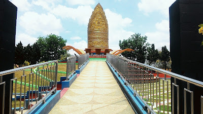 Taman Kupiah Emas Lampung Tengah