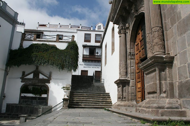 La Real Sociedad Cosmológica de Santa Cruz de La Palma cierra su biblioteca hasta nuevo aviso