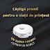 Concurs sissi.ro - Castiga un Aspirator Roborock S5 Max pe zi