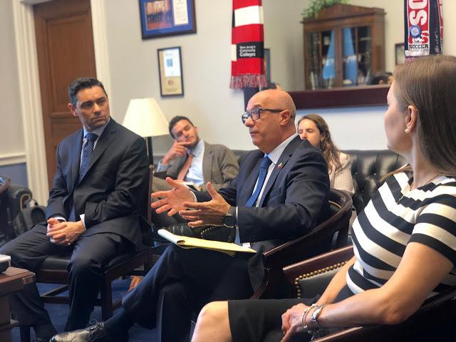EE.UU: Simonovis detalló ante Congreso de Estados Unidos las violaciones a los DDHH en Venezuela.