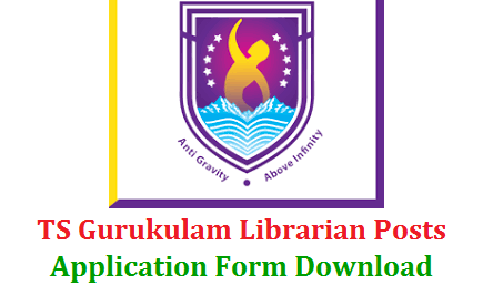 Telangana Gurukula Society is inviting Application from Eligible Aspirants for the Post of Librarians in TSWRDC. Telangana Social Welfare Residential Degree Colleges for Women Notification for Librarian Posts on Contract Basis and Application Form is available to Download. Interested Candidates may Download the Application Form Fill up and Submit in Degree College Section immediately in Office of the Secretary, Telangana Residential Educational Society, DSS Bhavan Opposite Cha Cha Nehru Park, Masab Tank Hyderabad on or Brfore 20.07.2019 by 4pm ts-telangana-gurukulam-librarian-posts-application-form-download