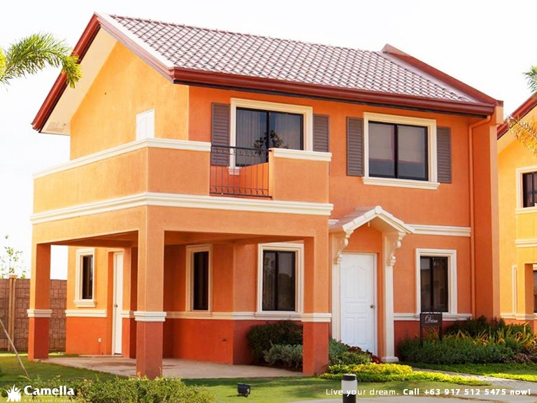 Drina Ready Home - Camella Tierra Nevada| Camella Affordable House for Sale in General Trias Cavite