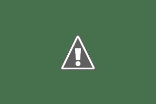 Fotografía de un poco de arroz cremoso con espárragos y guisantes