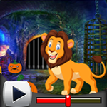 G4K Lion Rescue From Cave…