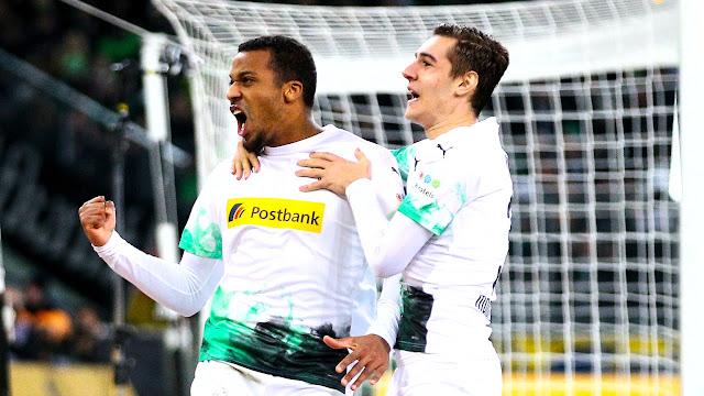 Borussia M'gladbach vs Paderborn Highlights