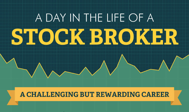 A Day in the Life of a Stock Broker