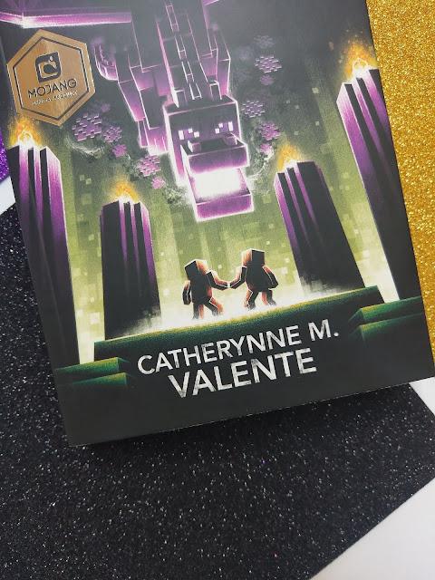 """""""Minecraft Kres"""" Catherynne M. Valente"""