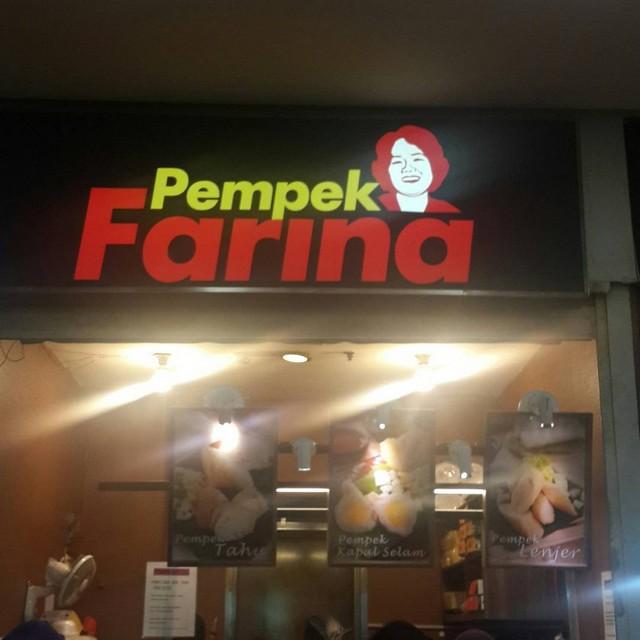 Pempek Farina Cito Surabaya