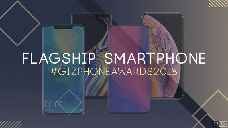 Flagship smartphone of the year (PHP 40,000 and above)