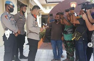 Release situasi terkini oleh AKBP Horas Tuas Silalahi, S.I.K, M.Si