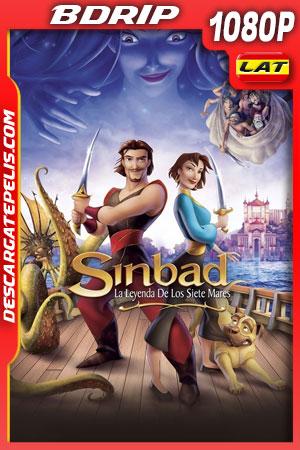 Sinbad: La leyenda de los siete mares (2003) 1080p BDrip Latino – Ingles